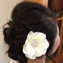 130x130 sq 1368406634984 chiaki hair day of wedding