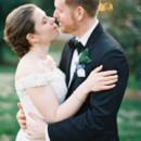 130x130 sq 1401331810284 lace off shoulder bridal gow