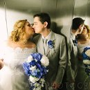 © Photo 2012 by Julian Kanz Photography AcQuachiara Bride's Dress Armani Collection Groom's suit FlorPassion Bouquet