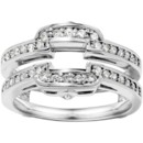 130x130 sq 1391901525791 square halo style wedding ring guar