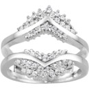 130x130 sq 1391902961188 triple row anniversary ring guar