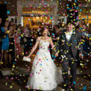 130x130 sq 1479355201833 couple being feted with confetti at the prestonwoo