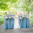 130x130 sq 1471029873121 41 bridesmaids full length gowns grey elegant clas