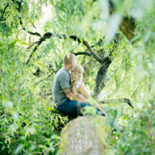 220x220 sq 1471029633196 4 washington arboretum engagement portraits willow