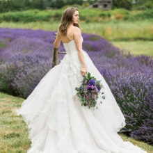 220x220 sq 1471030120798 4 lavender farm wedding photography by betty elain