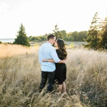 220x220 sq 1507679667105 8 discovery park engagement portraits engaged seat