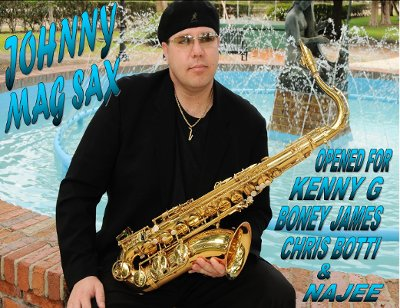 Johnny Mag Sax (Solo Sax Player)