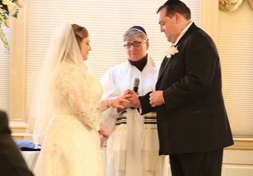 Lovely jewish and interfaith weddings officiant lowell for Wedding dresses lowell ma