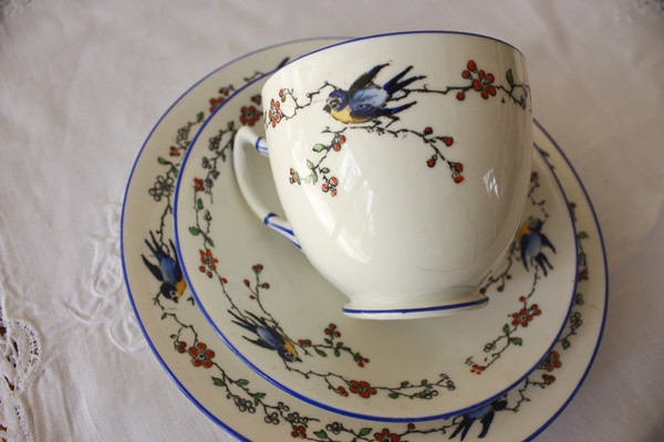 photo 83 of Vintage English Teacup