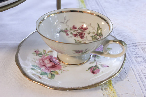 photo 86 of Vintage English Teacup