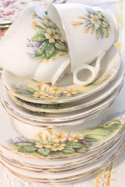 photo 87 of Vintage English Teacup