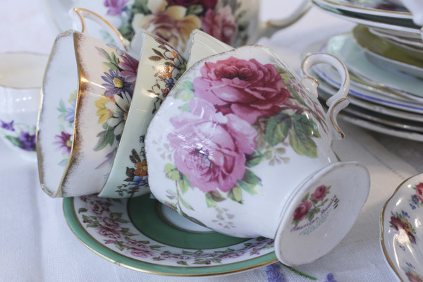 photo 88 of Vintage English Teacup