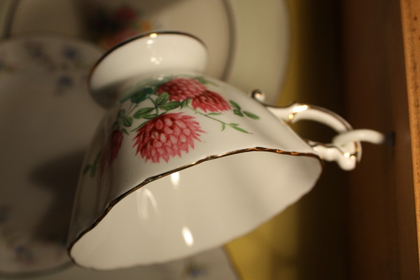 photo 91 of Vintage English Teacup