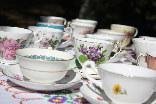photo 93 of Vintage English Teacup