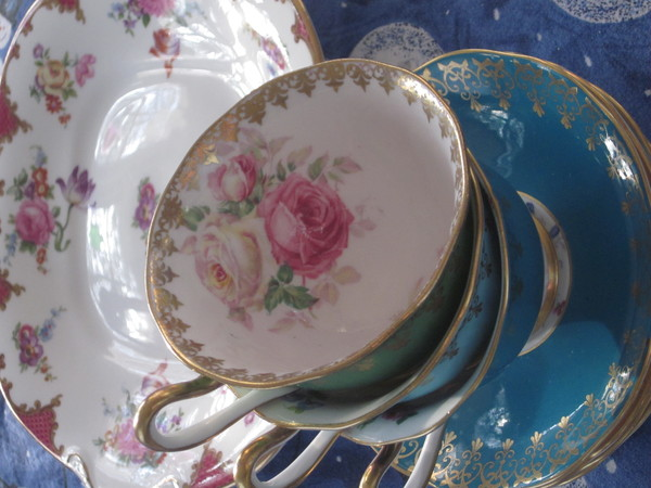 photo 77 of Vintage English Teacup