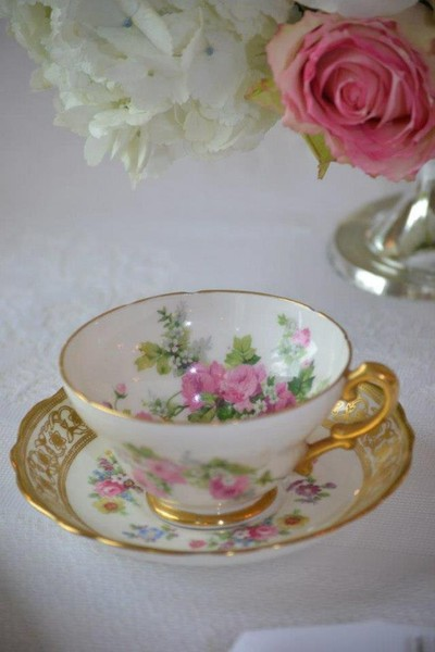 photo 39 of Vintage English Teacup