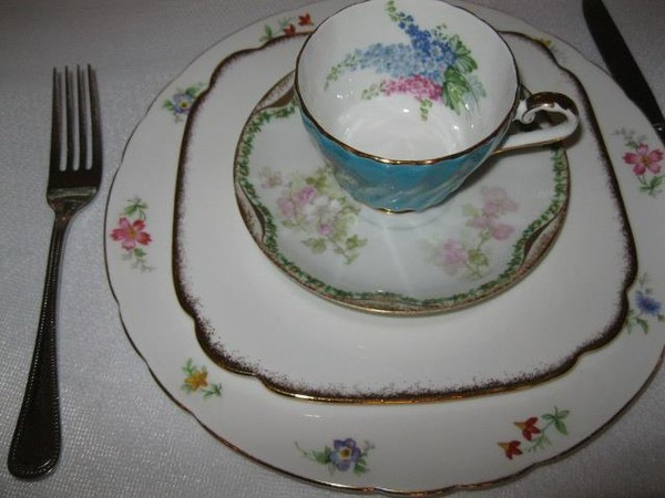 photo 43 of Vintage English Teacup