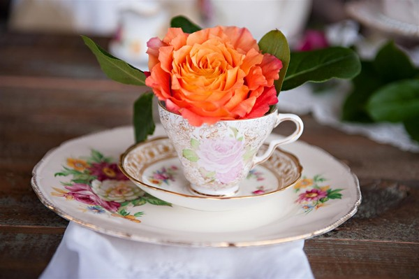 photo 52 of Vintage English Teacup