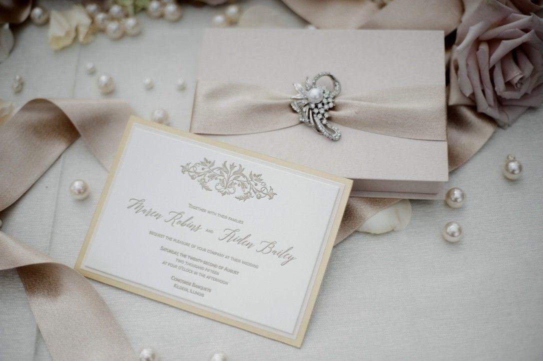 Lucky Invitations - Invitations - Round Lake, IL - WeddingWire