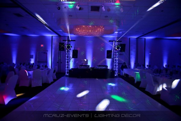 photo 7 of MCruz-Events | Lighting Décor