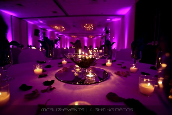 photo 2 of MCruz-Events | Lighting Décor