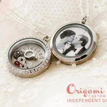 Origami Owl Custom Jewelry- Danielle Martin photo