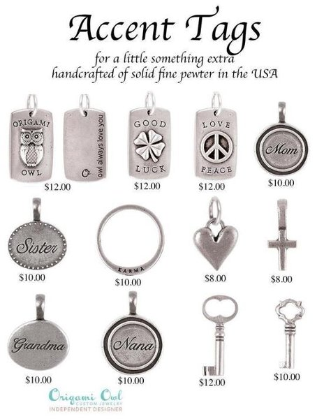 photo 30 of Origami Owl Custom Jewelry- Danielle Martin