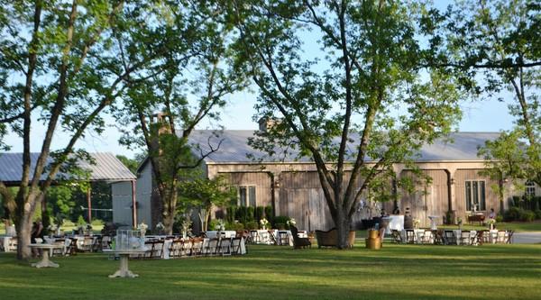 Lazenby Farm Auburn AL Wedding Venue