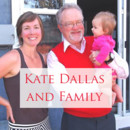 130x130 sq 1417291836702 dallas kate and dad and baby   text