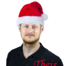130x130 sq 1418673777215 theis with hat and name
