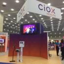 130x130 sq 1482458119535 booth setup example   ciox health