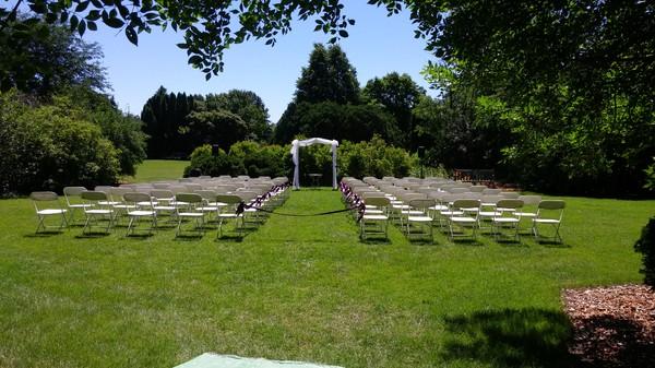 McCrory Gardens Education & Visitor Center Photos, Ceremony ...