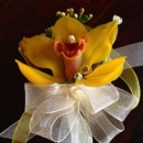 130x130 sq 1414967412728 yellow orchid corsage