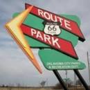 130x130 sq 1397985218322 route 66 park sig