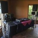 130x130 sq 1469292165 d6078f9135b9e435 tj the dj wedding setup
