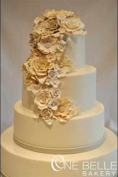 one belle bakery wilmington nc wedding cake