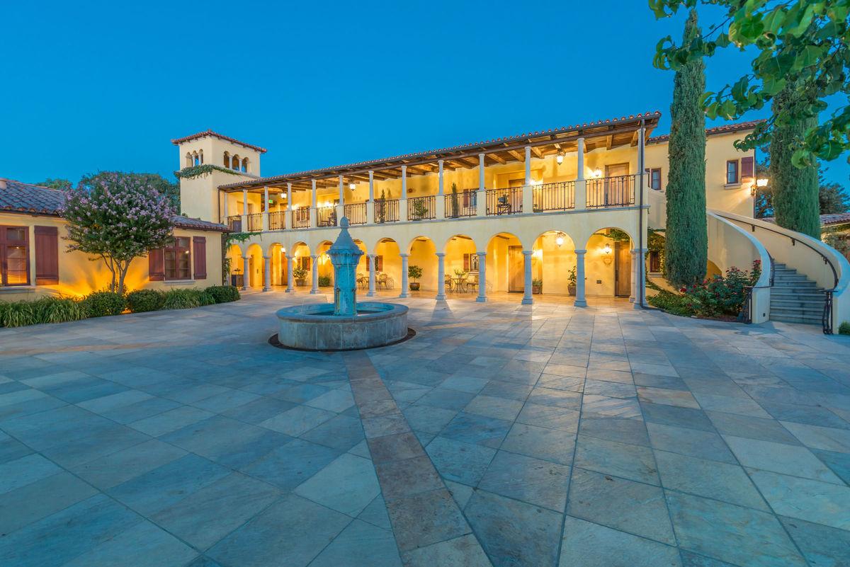 Calipaso Winery Amp Villa Venue Paso Robles Ca