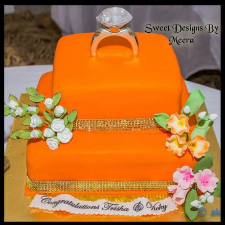 Sweet Designs By Meera (cutom made cakes )