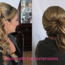 130x130 sq 1364866863237 blonde extension