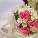 130x130 sq 1370818833025 carnations and roses bridal bouquet