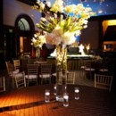 130x130 sq 1377646457694 tulips and hydrangea tall centerpiece 300