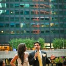130x130 sq 1416516007765 bride groom with skyline