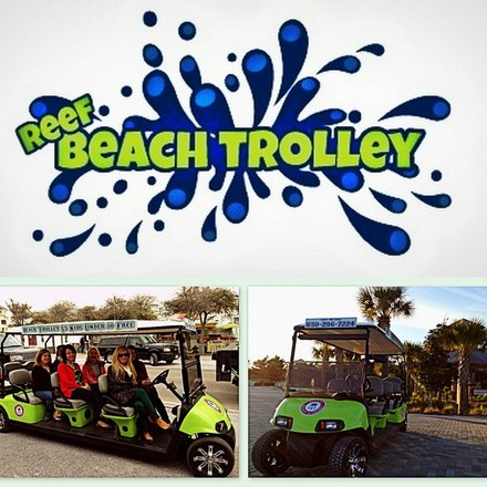 Reef Beach Trolley