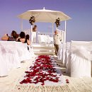 130x130 sq 1364399796985 beachweddingceremony39