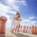 130x130 sq 1364399815457 weddingbeach2hotelbarceloloscabospalacedeluxe219014