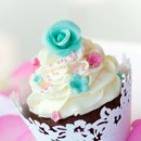 130x130 sq 1382448519651 flowered cupcake