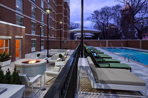 Hilton Garden Inn Atlanta Midtown And Homewood Suites By Hilton Atlanta Midtown Atlanta Ga