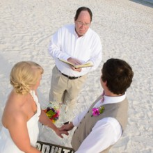 220x220 sq 1423704692507 steve wedding from above