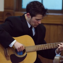 Wedding Guitarist, Wedding Musician Quinn Fitzpatrick