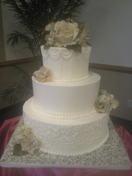 best wedding cakes in mn top tier delights rochester mn wedding cake 11599